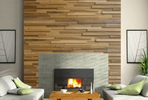 3D Wood Walls