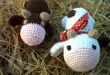 Amigurumi / Todas mis creaciones de crochet aquiii!! :)