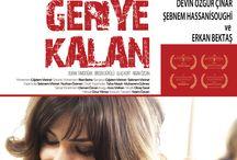 Geriye Kalan (What Remains) / İki kadın, iki dünya! Yönetmen Çiğdem Vitrinel'in ilk uzun metrajlı ve ödüllü filmi Geriye Kalan iTunes'da en çok seyredilenler listesinde.  http://filmpot.com/tr/film/geriye-kalan