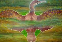 Jeannette Kommer Birds