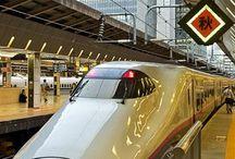 Japan - Trains & Trams