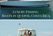 Luxury Fishing Boats Quepos Costa Rica / Book our luxury fishing boats and enjoy deep sea fishing or inshore fishing in Quepos, Costa Rica.