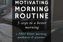 Routines, Planners & Schedules / Best tools & resources to organize your life, manage your time, be more productive