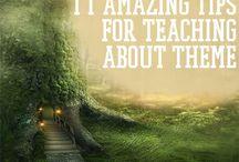 Teaching - Theme