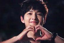 Song Joongki / Song Joong-ki • 송중기 • September 19, 1985 • South Korean • actor • Running Man • The Innocent Man • A Werewolf Boy • Favourite ♥