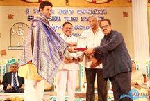 Telugu Association Awards / Sri Kala Sudha Awards Puraskar was the 17th Ugadi Puraskar by the Telugu Association Awards