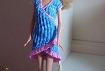 Barbiekläder