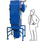 CARTRIDGE DUST COLLECTORS / Our standard cartridge dust collectors are characterized by high capacity and efficient filtration available at low costs, in other words: getting value for your money.