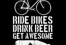 Be Awesome. Drink Beer. Ride Bikes.