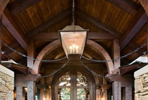 Architectural ~ Barn House