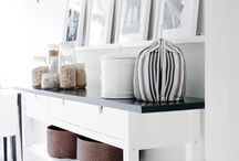 Woodwork / Beautiful pieces of furniture and decor elements / by Sttch furnishings & interior styling studio