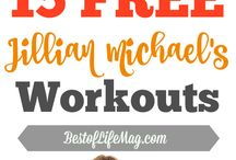 Gillian Michaels workouts