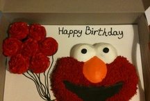 Elmo Birthday Party  / by Racquel Jacobs