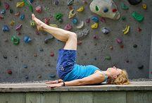 Bouldern/Klettern