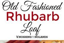 Yummy - rhubarb