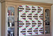Our Quilts / Here are the finish products of our quilt creation kits.