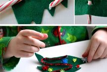 CHRISTMAS CRAFTS FOR CHILDREN TO MAKE