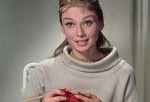 Celebrity knitting