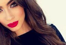 b e a u t y / ᘻ α ҡ ε u p, HAIR & all things B e a u t i f u L / by Olivia ♥ Anne