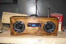 DIY Compact Stereo