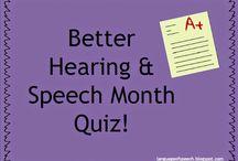 Month: May / Speech/Language