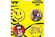 Watchmen Merchandise / by SimplySuperheroes.com