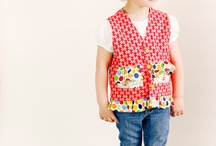 Baby and Toddler Patterns / by Holly Traffas