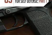 self-defense & guns