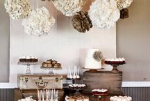 Wedding and party decor / by Sherri Van Campen