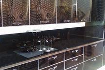 Modern Glass Splashbacks for your Kitchen