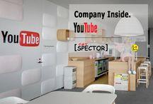 Company Inside. YouTube (Google)