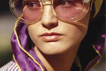 70'S Sunglasses Retro