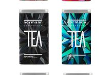 tea&coffee packaging design