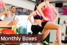 workout clothes monthly box