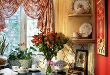 Home decor inspiration  / by Angie Ballard