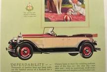 Classic Car Advertisemnets / by john brayton