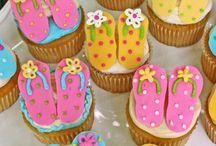 Emma's 12th bday / Cupcakes