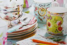 Tea Time  ~  We Time! / Teas, Tea Pots, Tea Cups, Tea Sets, Tea Delicacies, Tea Strainers, Tea Balls, High Tea Celebrations, Tea Houses, Tea Ceremonies, Children's Tea Parties, What to Wear to Tea, Etc.