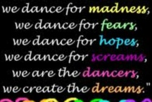Dance quotes! / by Emily McIndoe