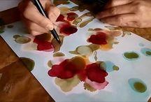 Patricia . Zentangle art .