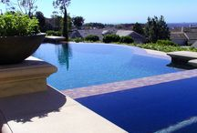 Hillview Infinity Pool / Infinity pools come either in reflecting pool or actual swimming pool designs. Infinity swimming pools, though, aren't an inexpensive undertaking, and it requires a lot of work to put one in.