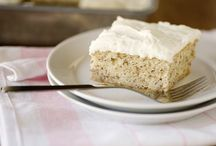 cakes / by Stephanie Powell