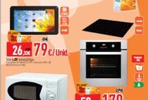 Promoções em tecnologia e eletrodomésticos