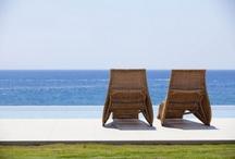 Vacation villas views