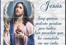 Jesús en vos confio / Imágenes hechas por mi