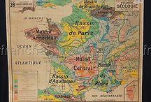 carte de la france ancienne