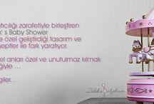 Dilek' s Baby Shower