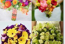 flowers, bouquets, arrangements & inspiration