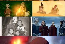 Legend Of Korra / Your Avatar Korra and Co.