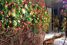 I love Gregor Lersch's floral art.